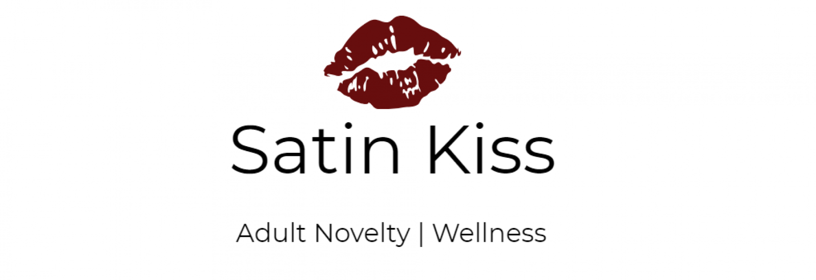 Satin Kiss Logo Banner