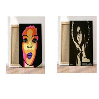BlackOwnedBusiness CAMRYNSCREATIONS Paintings