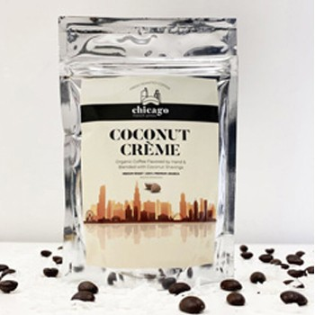 BlackOwnedBusiness CHICAGO FRENCH PRESS Coconut Creme