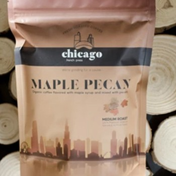 BlackOwnedBusiness CHICAGO FRENCH PRESS Maple Pecan