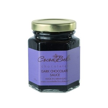 BlackOwnedBusiness COCOA BELLE CHOCOLATES Dark Chocolate Sauce % VEGAN