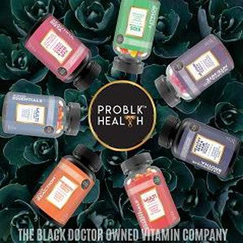 BlackOwnedBusiness PROBLKHEALTHVITAMINS Multivitamins