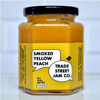 SMOKED PEACH JAM
