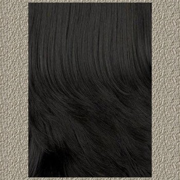 BlackOwnedBusiness AFRICAN AMERICAN WIGS QE.Faith Long Length Straight Synthetic Half Wig