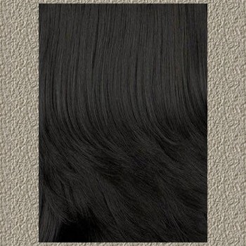 BlackOwnedBusiness AFRICAN AMERICAN WIGS QE.Kamil Long Length Wavy Synthetic Half Wig