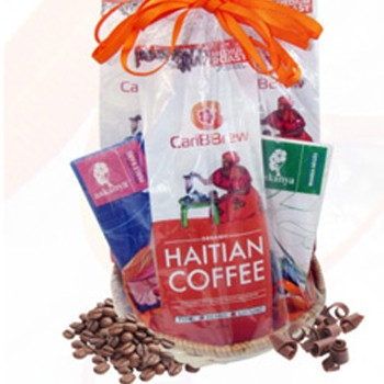 BlackOwnedBusiness CARIBBREW Coffee & Chocolate Lovers Paradise Basket