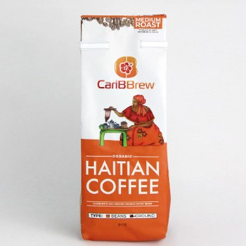BlackOwnedBusiness CARIBBREW Organic Haitian Coffee Medium Roast