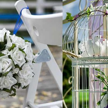 Artificial Flowers For Wedding Decorations As No Strings