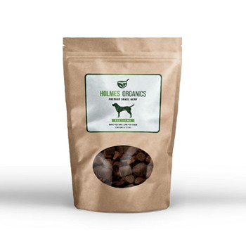 BlackOwnedBusiness HOLMES ORGANICS CBD Dog Treats