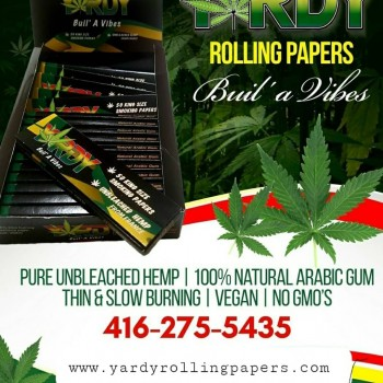 One Life Sales and Distribution (YARDY ROLLING PAPERS)