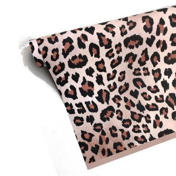 Leopard Gift Wrap