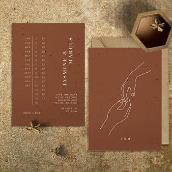 BlackOwnedBusiness Chloe Ainsley Creative Calendar Invitation Cards