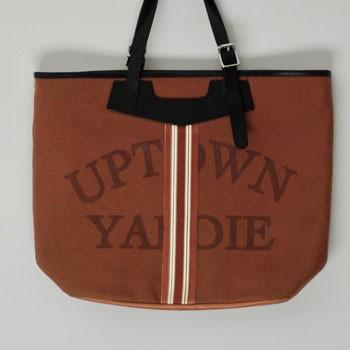 BlackOwnedBusiness Uptown Yardie Kingston Oversized Tote Bag