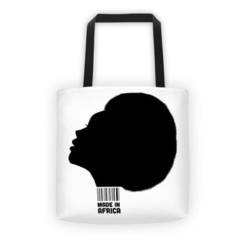 BlackOwnedBusiness Kirzart Made In Africa Tote
