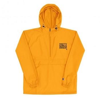 BlackOwnedBusiness PRETTYGIRLSSWEAT Jacket