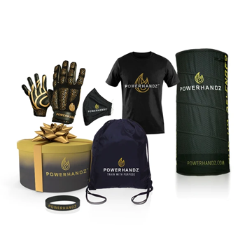 BlackOwnedBusiness POWERHANDZ Goal Line Gift Set